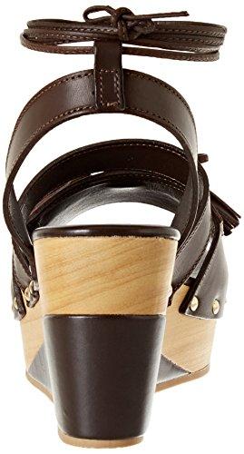 Pennyblack Scudo - Tacones Mujer Marrone (Marrone Scuro)