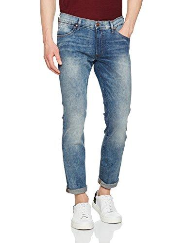 Blu Jeans Larston Mick Uomo blue Mick Wrangler Blue d4qPn7xX