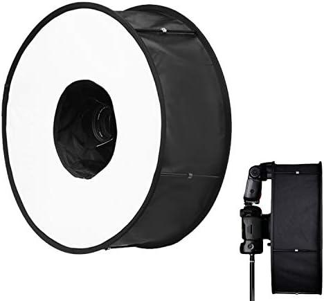 100mm x 85mm x 65mm HUANGMENG HUANGMENG Sparkling Mini Soft Flash Diffuser