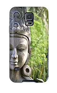 Awesome Religious Architecture Flip Case With Fashion Design For Galaxy S5