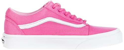 Vans Adulte Old Skool U Rose Baskets Basses Mixte gwnwq8xYrT