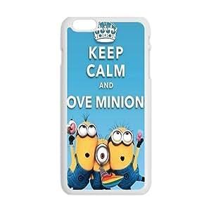 SANLSI Minions Case Cover For iPhone 6 Plus Case