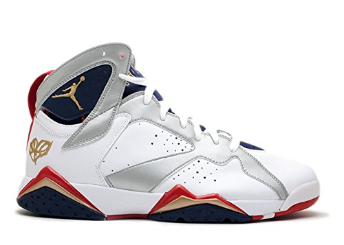 AIR JORDAN 7 Retro 'For The Love Of The Game' - 304775-103 - Size 11 by NIKE (Image #3)