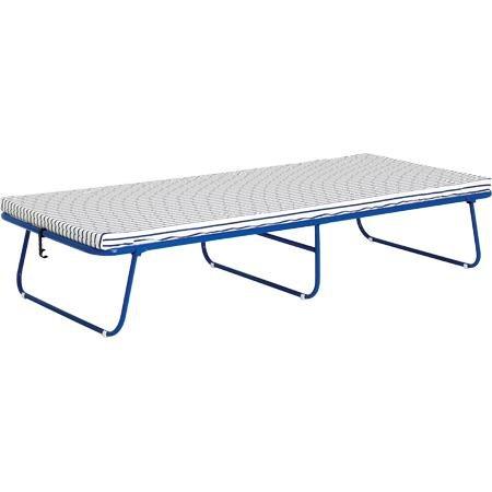 Stram Sussi Folding Bed (2-Inch Foam, Blue), Outdoor Stuffs