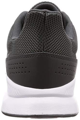 competitive price 153f6 adb00 White footwear 0 grey core Hombre Zapatillas Running Gris Adidas Runfalcon Para  De Black FWxgBaFznq