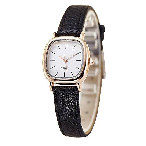 White Gold Unisex Watch - 5