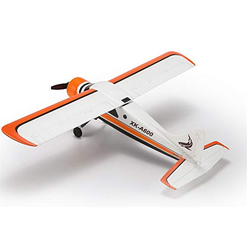 Choosebuy 3D6G Remote Control Airplane, A600 2.4G Cool RC Radio Aircraft Drone Airplane Toys for Indoors/Outdoors Flight Toys, Built in 3-axis 6-axis Gyroscope Mode Conversion Super Easy to Fly (A) by Choosebuy (Image #6)