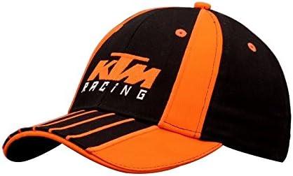 Gorra KTM Racing Team – Official Cap Team KTM MX Strip: Amazon.es ...