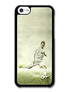 Lmf DIY phone caseCristiano Ronaldo Shooting Real Madrid CF Football case for iphone 5/5s A1055Lmf DIY phone case