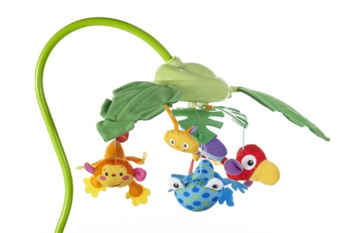 Fisher-Price Rainforest Peek-A-Boo Leaves Musical Mobile by Fisher-Price (Image #8)