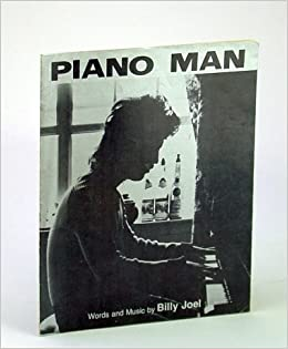 Amazon com: Piano Man -- Words and Music by Billy Joel