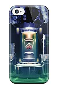 Faddish Phone Metroid Case For Iphone 4/4s / Perfect Case Cover
