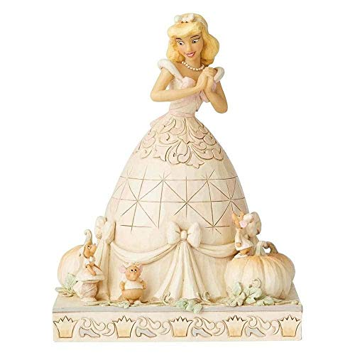 Enesco Disney Traditions by Jim Shore White Woodland Cinderella Figurine