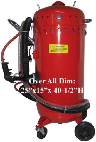 28 Gallon Abrasive Sandblaster with Vacuum by Generic