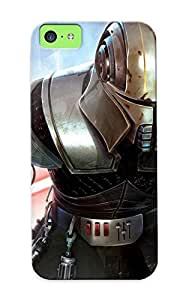 New Tpu Hard Case Premium Iphone 5c Skin Case Cover(star Wars - The Force Unleashed ) For Christmas Gift
