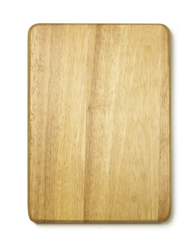 Architec Gripperwood Cutting Board, Beechwood with Non-slip Gripper Feet, 11 by 8-Inches