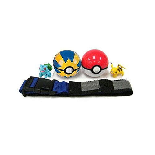 Pokemon Clip And Carry Poke Ball With Pikachu - 9