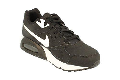 Zapatillas Negro Cuero Nike De Negro Para blanco Mujer TEqEdXrw
