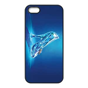 diy zhengCool-Benz cinderella lost shoe crystal shiny shoe Phone case for iPhone 6 Plus Case 5.5 Inch /