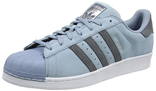 Baskets Onix Adidas Pour Hommes azutac Bleu Superstar Onix 8xPqPCw4n