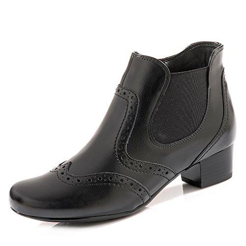 Damen Chelsea Boots Catania Jenny St Schwarz TxgwWOd
