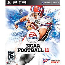 NCAA Football 11 for Sony PS3