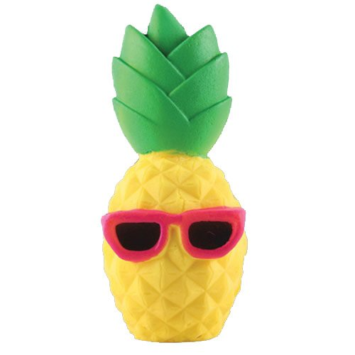 Kutzi Mutzi's Jumbo Squishy Kawaii Pineapple Cream Scented Squishies Slow Rising Decompression Squeeze Toys Children Simulation Cute Pineapple Toys