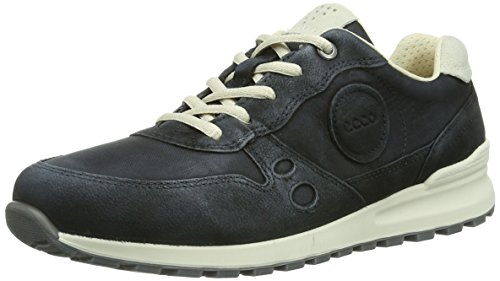 ECCO Women's Cs 14 Retro Sneaker, Black, 40 EU/9-9.5 M US