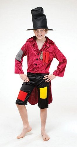 Artful Dodger - Childrens Fancy Dress Costume - Medium - 122cm to 134cm by Bristol (Artful Dodger Fancy Dress Costume)