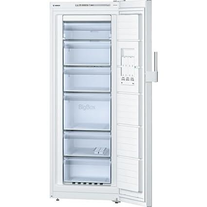 Bosch Serie 4 GSN29CW32 - Congelador (Vertical, 195 L, 20 kg/24h ...