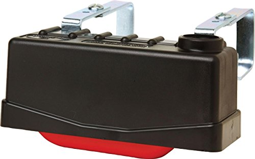 Little Giant Trough-O-Matic Stock Tank Float Valve with Plastic Housing and Expansion Brackets (Trough O-matic Float Valve)
