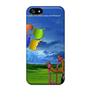 Series Skin Case Cover For Iphone 5/5s(linux)
