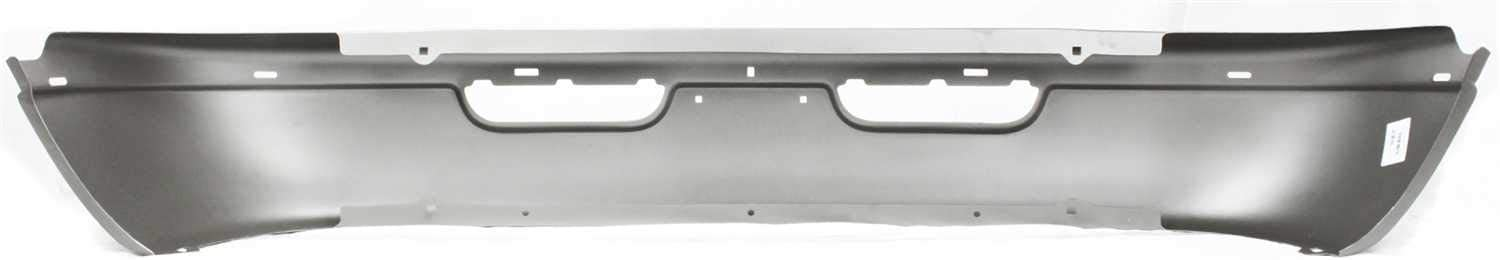 Front Bumper Compatible with 1999-2003 Dodge Ram 1500 Van Gray
