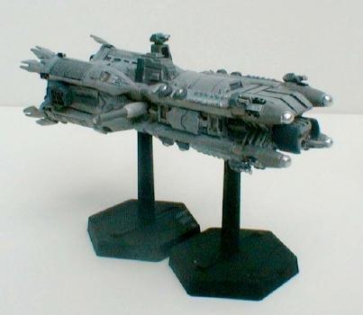 Babylon 5 Wars Earth Alliance Olympus Corvette