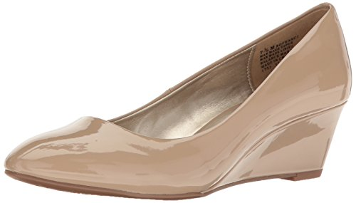 Bandolino Women's Franci Pump, Cafe Latte Pa, 7.5 M US