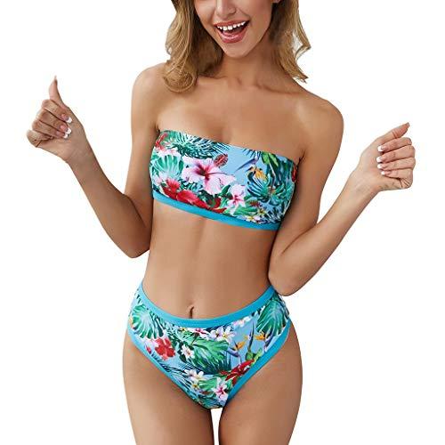 Bañadores Bikini Profundo de Tres Puntos Bikinis Push up Parte de ...