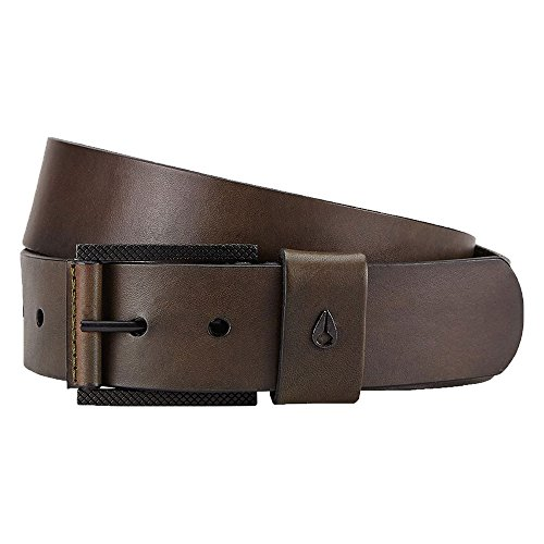 Nixon Men's Americana Belt 2, Dark Olive, Medium Americana Belt