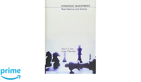 Strategic Investment: Real Options and Games: Amazon.es: Han ...