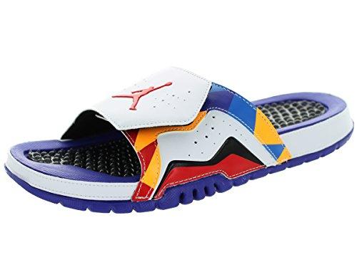 Jordan Nike Mens Hydro Vii Retro Sandalo Viola