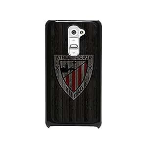 LG G2 Fashion Design Mobile Phone Case,Classical Creative Athletic Club de Bilbao Logo Delicate LG G2 Protective Shell Case