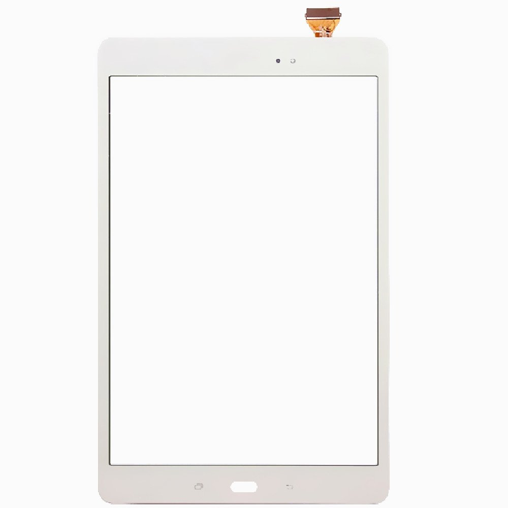 Touch Screen Digitizer Replacement for Samsung Galaxy Tab A 9.7'' SM-T550 with Adhesive (White) by XR (Image #2)