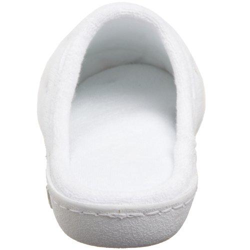 One Chaussons Size pour Blanc femme Isotoner 6ztUdxx