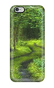 Awesome Design Caminho Na Mata Hard Case Cover For Iphone 6 Plus
