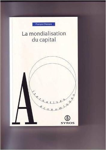 LA MONDIALISATION DU CAPITAL pdf