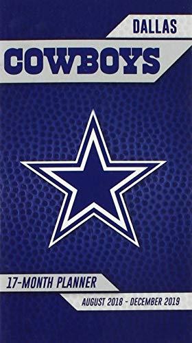 Dallas Cowboys 17-Month 2018-2019 Planner ()