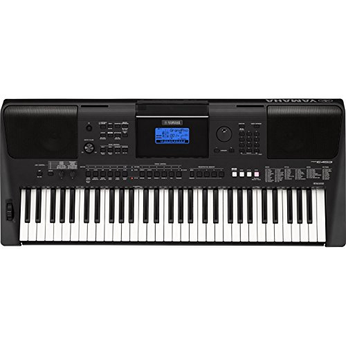 Yamaha PSRE453 61-Key Portable Keyboard for sale  Delivered anywhere in USA