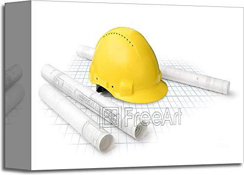 建設計画ギャラリーWrappedキャンバスアート 8in. x 10in. B078QYVHP4  8in. x 10in.