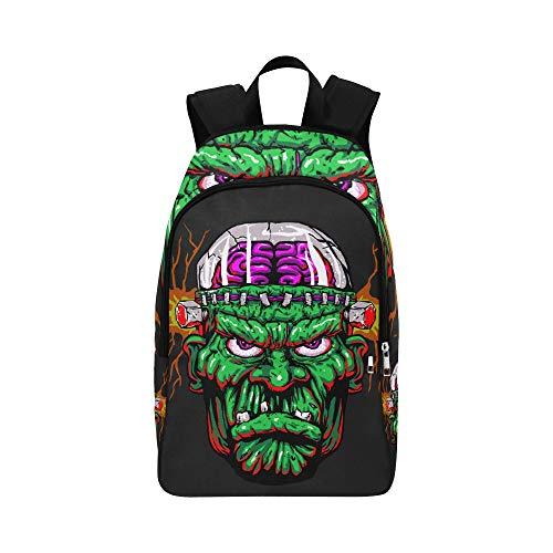 Backpack Shoulder Bag Rappers Rap and Hip-hop for Men Women Kids Bookbag School Bag Stability Office Camping for Climber]()
