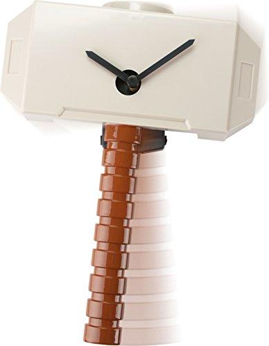 - Thor's Hammer Wobble Clock