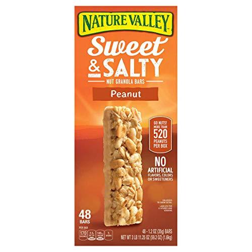 (Nature Valley Granola Bars 48 Count Value Box (Peanut 1.2 oz))
